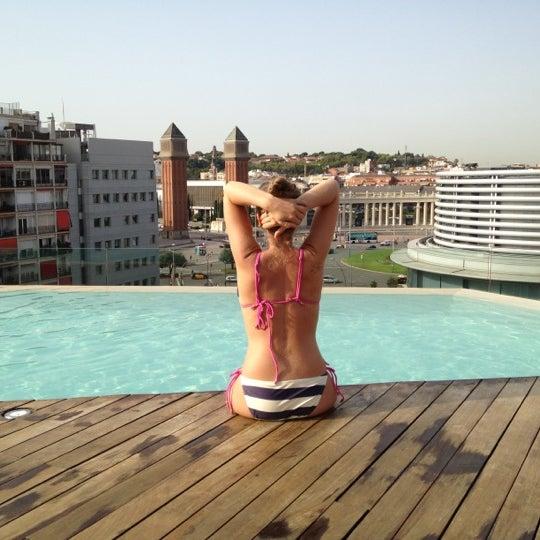 8/14/2012에 Melin님이 Piscina B-Hotel에서 찍은 사진
