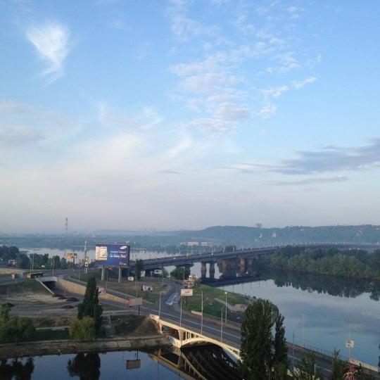 5/6/2012 tarihinde Elena T.ziyaretçi tarafından Готель «Славутич»  / Slavutych Hotel'de çekilen fotoğraf
