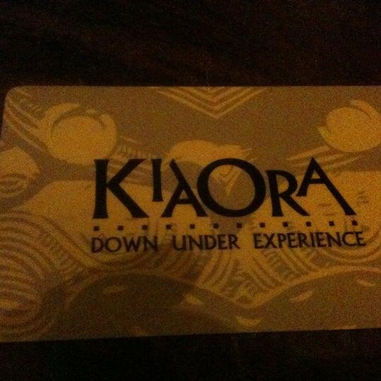 Foto tirada no(a) Kia Ora Pub por Kellen G. em 6/8/2012