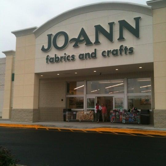 JOANN Fabrics and Crafts - Southeast Owensboro - 82 visitors