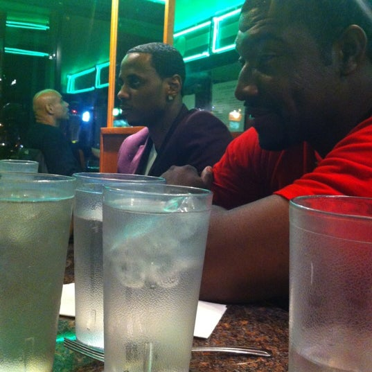 Photo taken at Midnight Express Diner by Robert L. on 3/18/2012