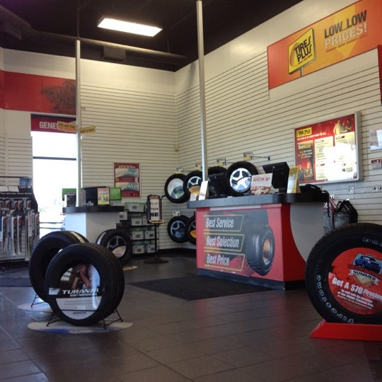 Photos At Tires Plus Automotive Shop In Omaha