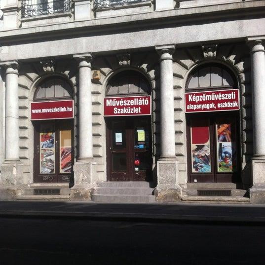 feaf16ad9c1a Művészellátó - Arts & Crafts Store in Budapest