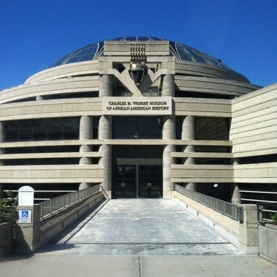 Foto scattata a Charles H Wright Museum of African American History da Tamekia il 8/6/2012