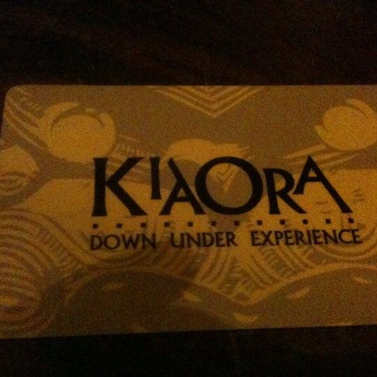 6/8/2012 tarihinde Kellen G.ziyaretçi tarafından Kia Ora Pub'de çekilen fotoğraf