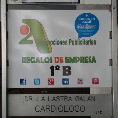 Снимок сделан в 2A Promociones Publicitarias пользователем Joaquín D. 7/20/2012