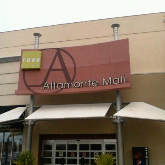 5e27d5355 Photo taken at Altamonte Mall by Krystal S. on 2/3/2012