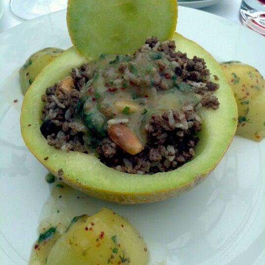 Foto diambil di Asitane Restaurant oleh Christopher P. pada 6/4/2012