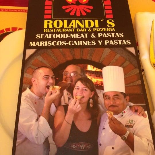 Foto scattata a Rolandi's da Tess il 3/15/2012