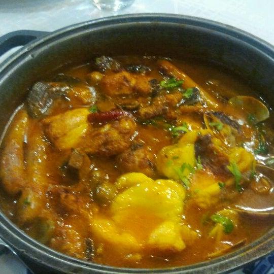 Das Foto wurde bei Restaurante Salamanca von Maria H. am 5/16/2012 aufgenommen