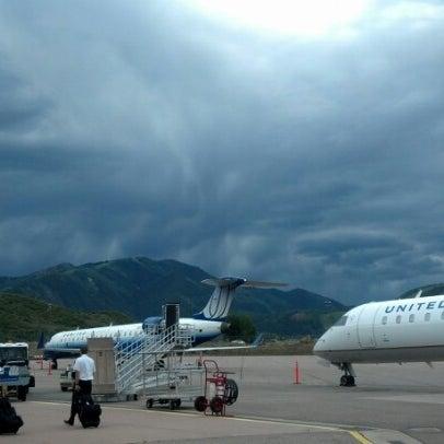 Photo prise au Aspen/Pitkin County Airport (ASE) par amy cesario D. le7/22/2012
