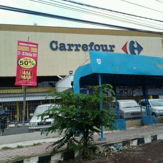 Foto Di Carrefour Jember Jawa Timur