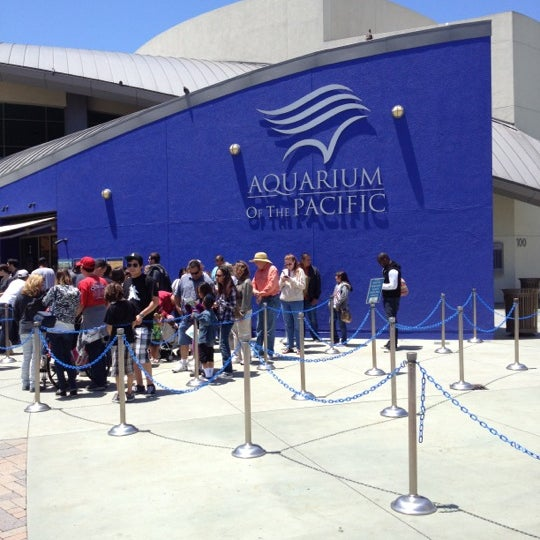 Foto tomada en Aquarium of the Pacific  por Shannon P. el 5/26/2012