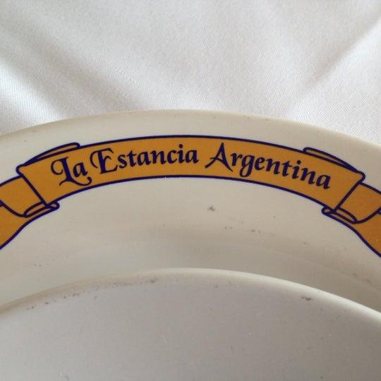 Foto scattata a La Estancia Argentina da Armando V. il 4/16/2012
