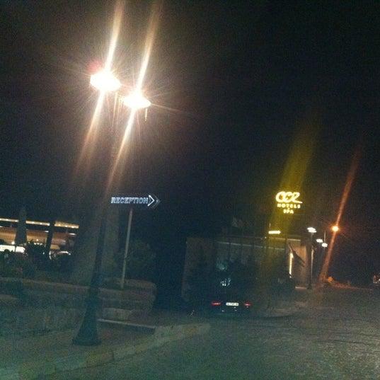 7/15/2012 tarihinde @T@ziyaretçi tarafından CCR Hotels&Spa'de çekilen fotoğraf