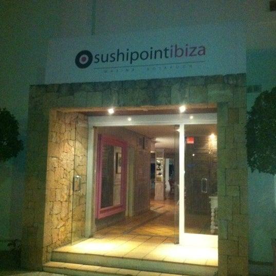 Das Foto wurde bei Sushipoint Ibiza von Aitor C. am 9/6/2012 aufgenommen