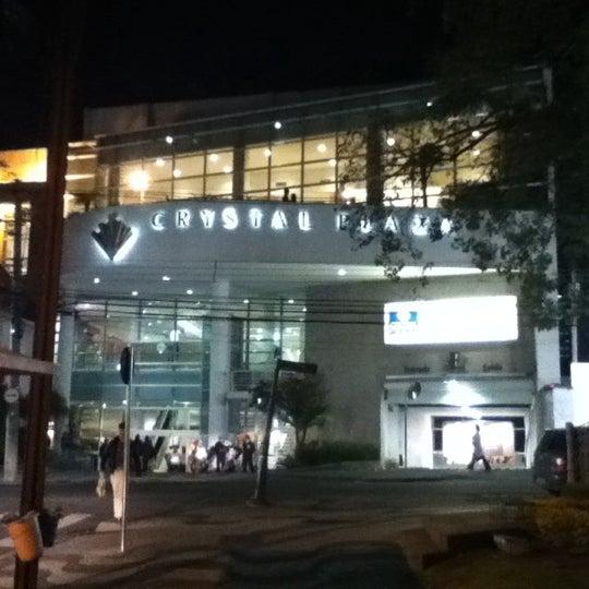 Foto tirada no(a) Shopping Crystal por Felipe R. em 6/12/2011