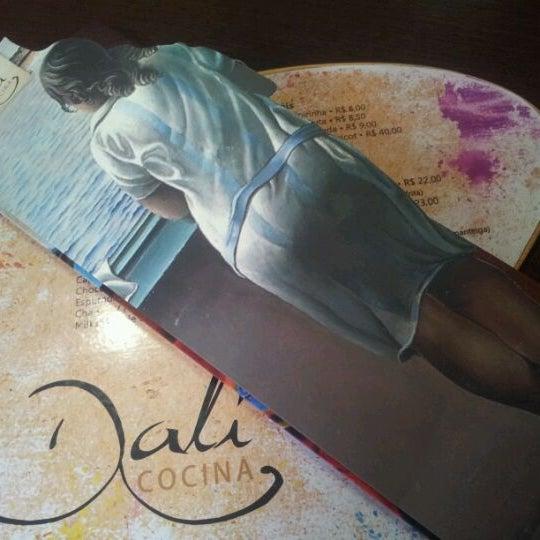 Foto diambil di Dalí Cocina oleh Chris N. pada 1/15/2012