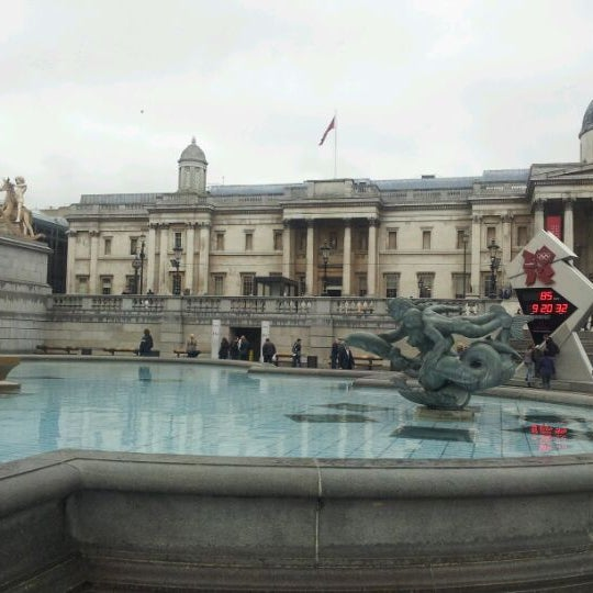 Photo prise au National Gallery par Alexandre P. le5/3/2012