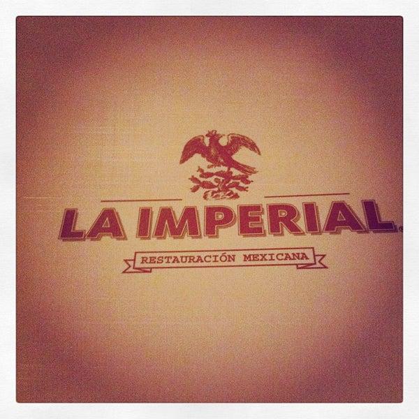 Foto tomada en La Imperial por 💎 D ⚽️ A ∞ N ⚓️ N ♛ Y 🏋🏼 el 10/15/2011