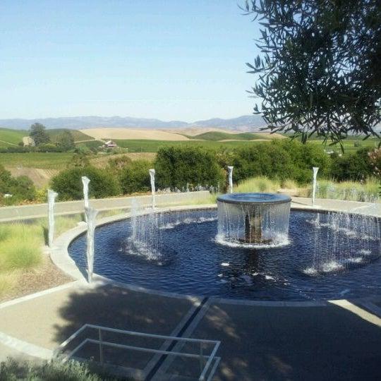 Das Foto wurde bei Artesa Vineyards & Winery von Mike W. am 9/19/2011 aufgenommen