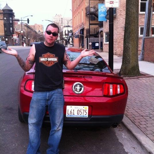 4/10/2011 tarihinde Ryan V.ziyaretçi tarafından Four Farthings Tavern & Grill'de çekilen fotoğraf