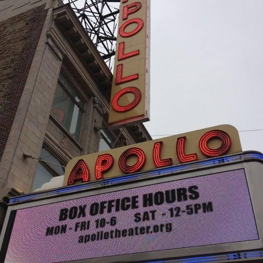 Das Foto wurde bei Apollo Theater von Sergio O. am 3/16/2012 aufgenommen