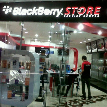Photos at Blackberry Store Citraland - Shopping Mall in