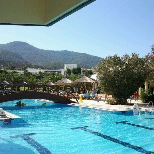 Das Foto wurde bei Samara Hotel von Remco M. am 8/25/2011 aufgenommen