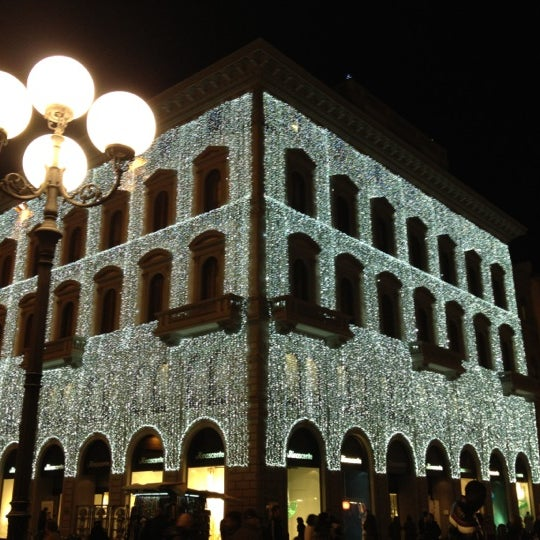 La Rinascente Department Store In Centro