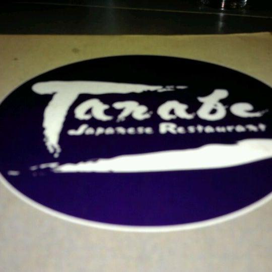 12/18/2011にAldrich S.がTanabe Japanese Restaurantで撮った写真