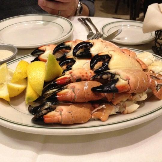 4/18/2012にKazumasa K.がJoe's Seafood, Prime Steak & Stone Crabで撮った写真