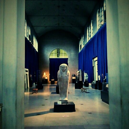 Das Foto wurde bei University of Pennsylvania Museum of Archaeology and Anthropology von Doreen A. am 8/16/2011 aufgenommen