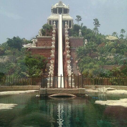 Foto tomada en Siam Park por Adrián d. el 11/6/2011