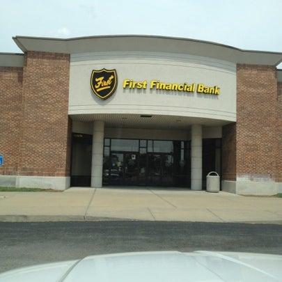 Photos At First Financial Bank Bank