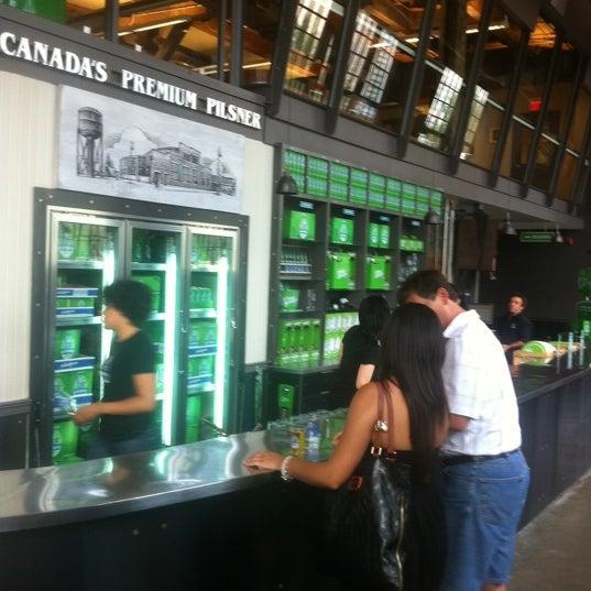 7/25/2011 tarihinde Francois Z.ziyaretçi tarafından Steam Whistle Brewing'de çekilen fotoğraf