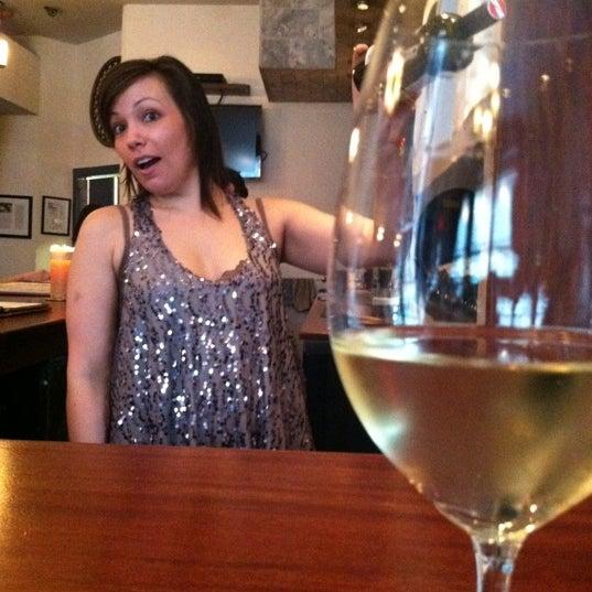 3/29/2012にKim S.がThe Tangled Vine Wine Bar & Kitchenで撮った写真