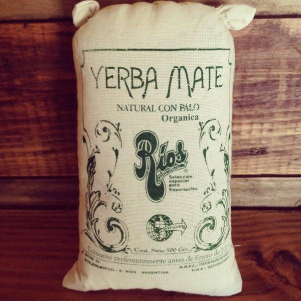 Organic Yerba Mate!!!