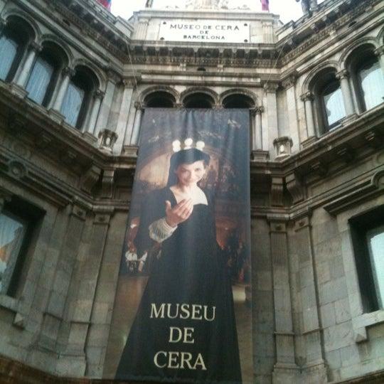 9/7/2012にFrancesc R.がMuseu de Cera de Barcelonaで撮った写真
