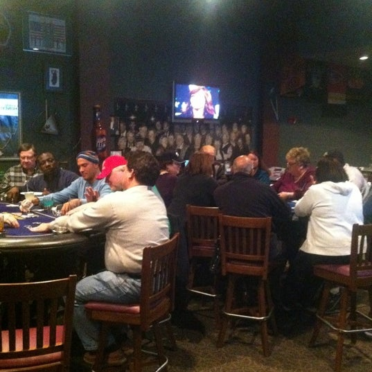 Play poker here with Any Two Cards on Mondays, Thursdays at 7:30PM and Saturdays at 6:00PM!
