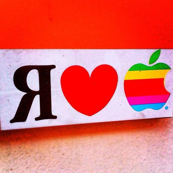 4/22/2012에 Pavel V.님이 Moscow Apple Museum에서 찍은 사진