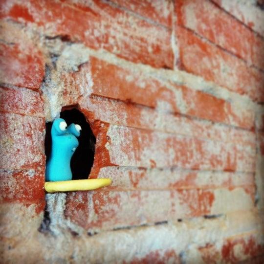 5/10/2012에 leya c.님이 Peace Coffee Shop에서 찍은 사진