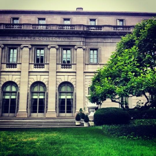 8/19/2012 tarihinde mi1ky L.ziyaretçi tarafından The Frick Collection'de çekilen fotoğraf