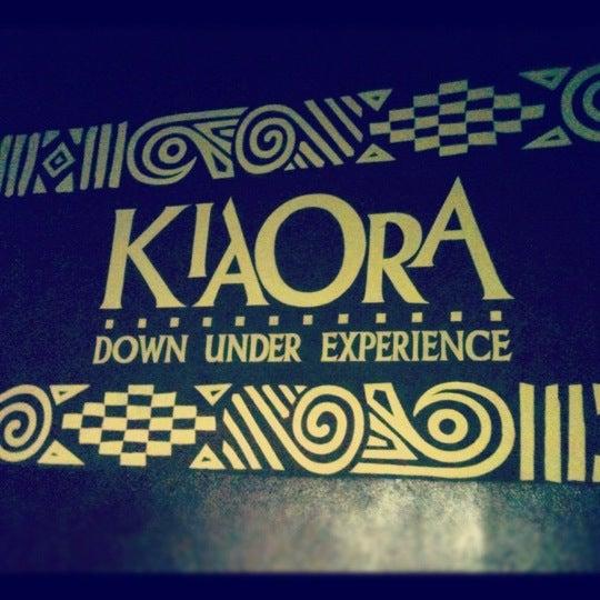 8/5/2012 tarihinde Natasha M.ziyaretçi tarafından Kia Ora Pub'de çekilen fotoğraf
