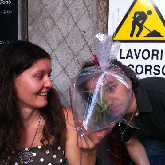 7/25/2012にYulishka F.がL'Infedeleで撮った写真