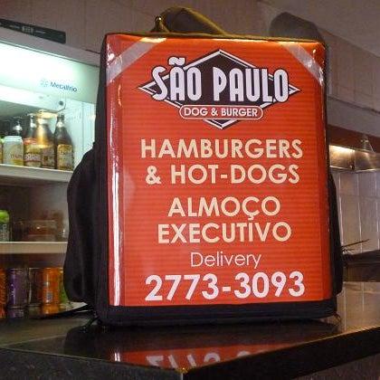Delivery São Paulo Dog & Burger