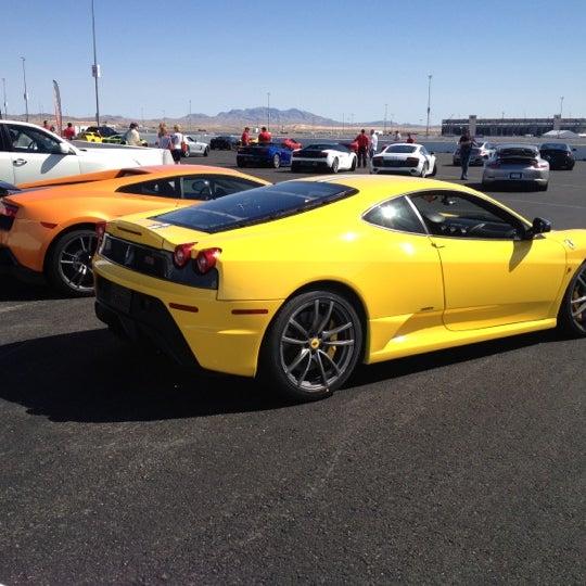 Снимок сделан в Exotics Racing пользователем Randy K. 3/4/2012
