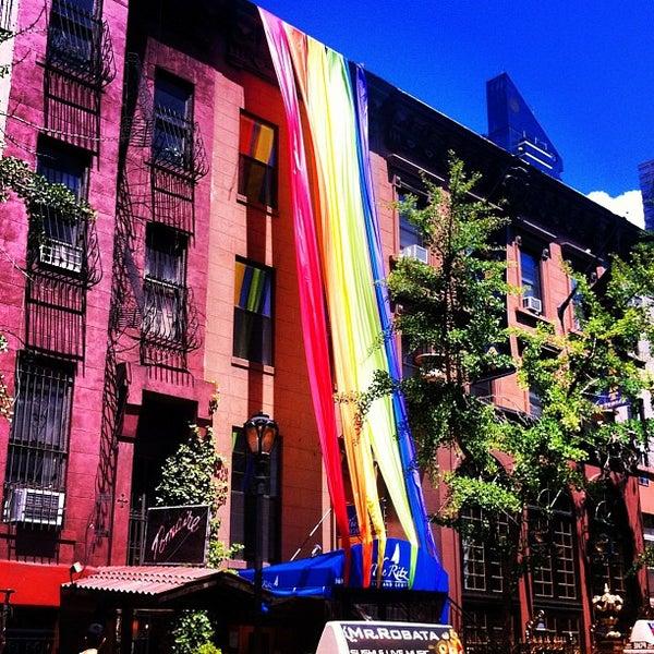 ritz new york gay bar