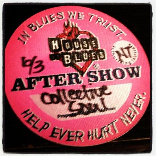 6/4/2012에 Paul S.님이 House of Blues에서 찍은 사진