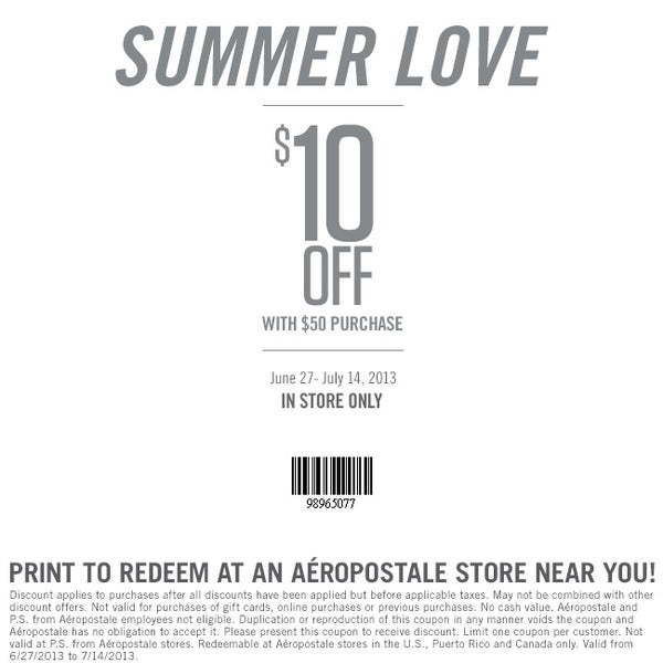 20 off aeropostale coupon codes amp printable coupons 2019 - 600×600